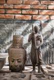 Métiers du Cambodge Photo libre de droits