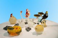 Métiers en verre d'art de Taïwan Image libre de droits