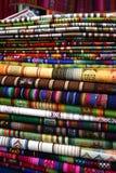 Métiers et tissage traditionnels Image libre de droits