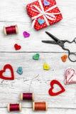 Métiers pour le jour du ` s de Valentine Image libre de droits