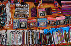 Métiers, tribu de souvenirs Photo stock