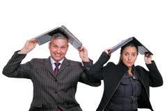 Método da aprendizagem de computador Imagens de Stock Royalty Free
