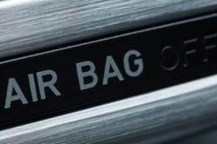 Métodos para aumentar a segurança de veículo instalando bolsas a ar fotos de stock royalty free