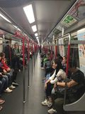 métro Image stock