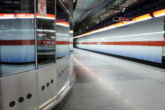 métro Photographie stock libre de droits