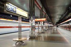 métro Image libre de droits