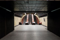 métro Photos stock