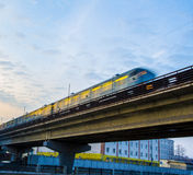 Métro de Moscou Photographie stock