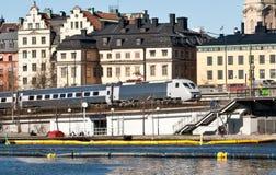 Métro Stockholm Photographie stock libre de droits