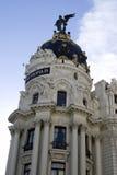 métropole d'edifico Image libre de droits