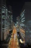 Métropole de Tokyo Photographie stock libre de droits