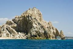 México - El Arco de Cabo San Lucas Fotografía de archivo