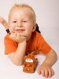 Mêmes sourient Photo stock
