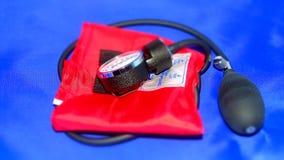 Mês da conscientização da hipertensão Cuidados médicos em América Fotos de Stock