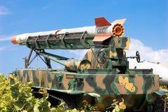 Míssil soviético em Cuba imagens de stock royalty free