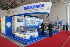 Míssil supersônico Brahmos do naufrágio Fotografia de Stock