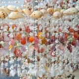 Móbil feito dos vários shell Fotografia de Stock Royalty Free