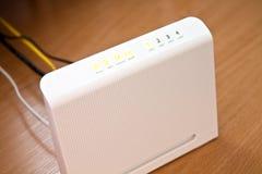 Módem del ADSL Imagenes de archivo