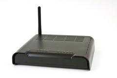 Módem del ADSL Foto de archivo