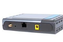 Módem del ADSL Fotos de archivo libres de regalías