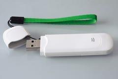 Módem del USB Imagen de archivo libre de regalías