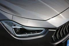 MÓDENA, ITALIA - marzo de 2018 - día abierto de la fábrica de FCA Maserati, Módena imagen de archivo libre de regalías