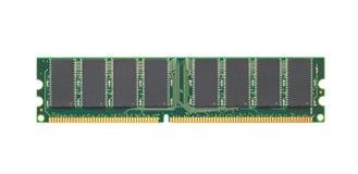 Módulo da memória imagens de stock