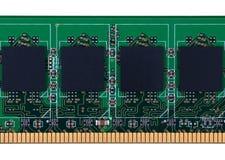 Módulo da memória de RAM imagens de stock royalty free