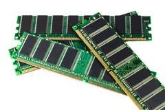 Módulo da memória de RAM Foto de Stock Royalty Free