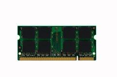 módulo da memória do so-dimm foto de stock