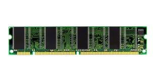 Módulo de RAM para o computador Fotografia de Stock