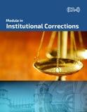 Módulo em correções institucionais Imagem de Stock