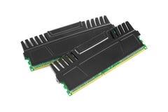 Módulos de la RAM Imagen de archivo libre de regalías