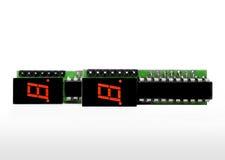 Módulos del LED Fotografía de archivo libre de regalías