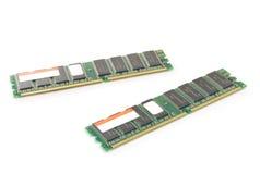 Módulos del RAM Fotos de archivo libres de regalías