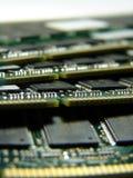 Módulos del RAM fotos de archivo