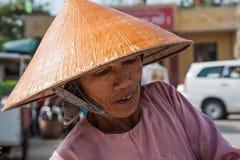Mój babcia w kapeluszu Obrazy Royalty Free