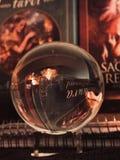 Mój kryształowa kula obrazy royalty free