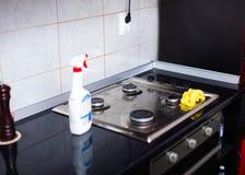 Mój kuchenka musi być czysta zdjęcie royalty free