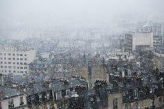 Mój Paryż fotografia royalty free
