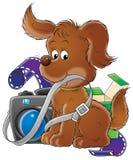 mój pies 005 Royalty Ilustracja