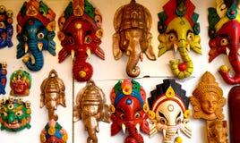 Mój przyjaciel Ganesha Zdjęcie Stock