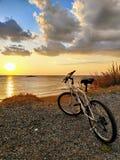 Mój rower obrazy royalty free