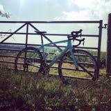 Mój rower zdjęcia stock