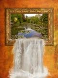 Mój Tajny miejsce zdjęcie royalty free