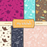 Mój ulubiona kuchnia Obraz Stock