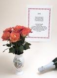 mój valentine jest Zdjęcia Royalty Free