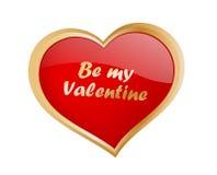 mój valentine jest Obraz Stock
