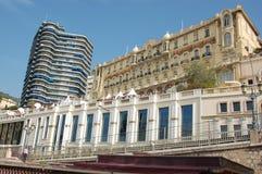 Mónaco durante el Prix magnífico 2009 Fotos de archivo