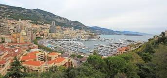 Mónaco, Francia Imágenes de archivo libres de regalías